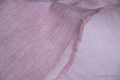 Organic Cotton Corduroy Fabric - VINTAGE MEMORIES ( Sweet Lavender  )