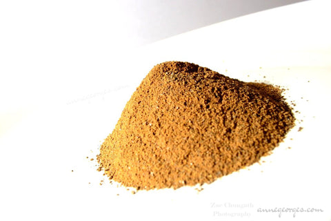 Cutch. Acacia Catechu.  Natural dye Powder for fabric, paper & soaps. Warm browns.