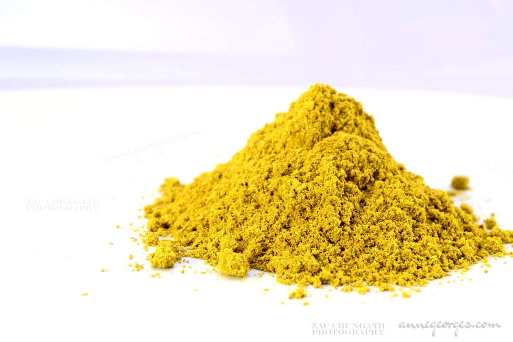 Indian Berberry. Berberris Aristata. Natural dye Powder for fabric, paper & soaps. Yellows and browns.
