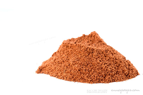 Indian Madder.  Rubia Cordifolia. Natural dye for fabric, paper & soaps. Salmon pinks, brick and turkey reds.