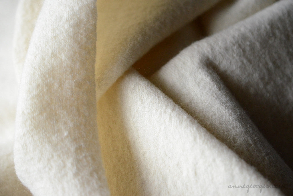 Felted Wool Knit Fabric Himalayan Wool Leh Felted Knit