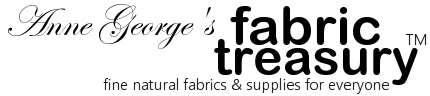 AnneGeorge's Fabric Treasury