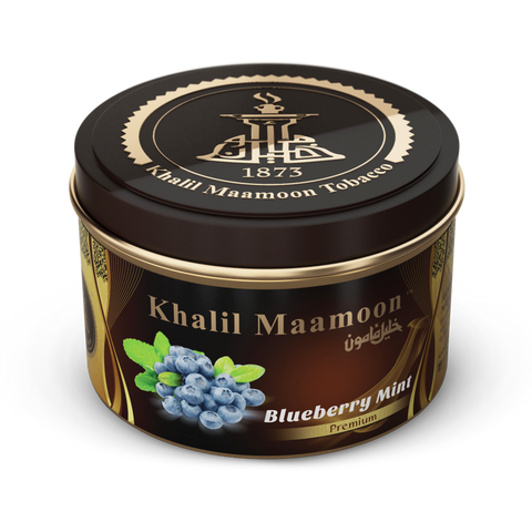 Blueberry Mint by Khalil Maamoon™ Tobacco