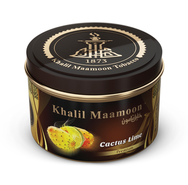 Cactus Lime by Khalil Maamoon™ Tobacco