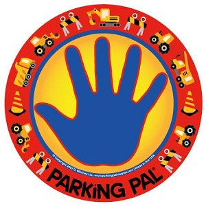 Construction Parking Pal Car Magnet for Parking Lot Safety