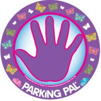 Butterfly Parking Pal Car Magnet for Parking Lot Safety