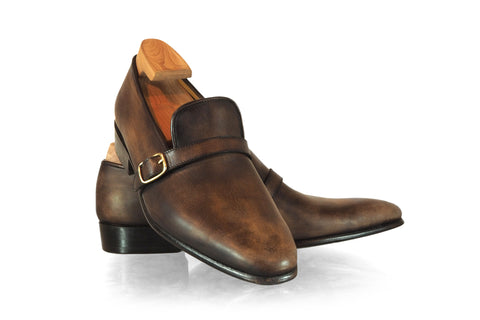 Monk Strap Loafers