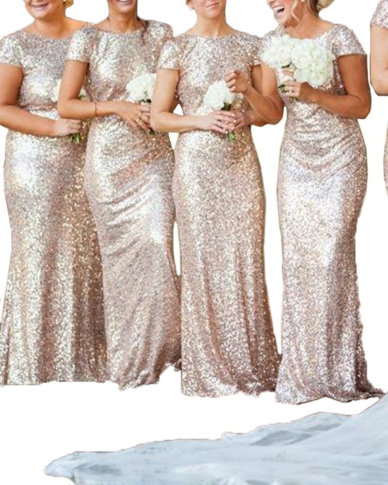 Prom and Bridesmaid Dresses