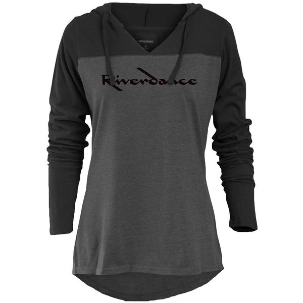 Riverdance Women's Knockout Charcoal Hoodie