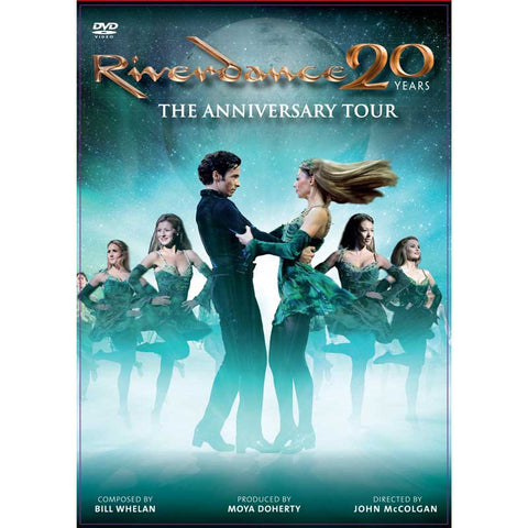 Riverdance 20 Years DVD