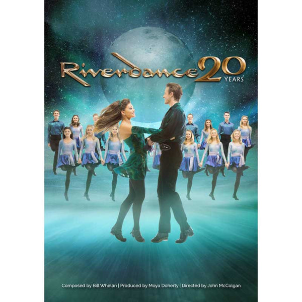 Riverdance Souvenir Program