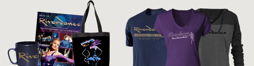 Riverdance Official Souvenir Merchandise