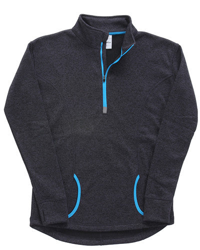 1/4 Zip Cosmic Fleece