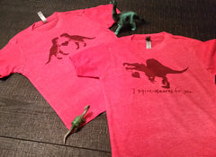 sublimation dinosaur shirt