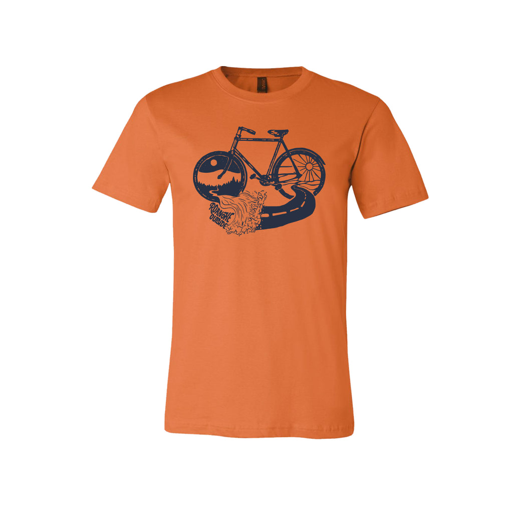 Roanoke Outside T-Shirt - Orange