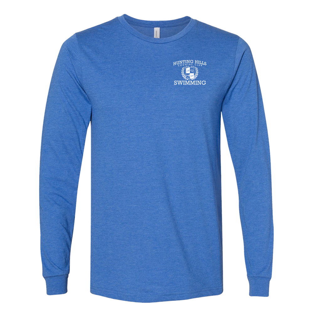 Unisex Adult Long-Sleeve Tee