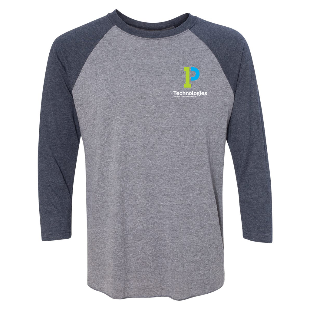 Three-Quarter Sleeve Raglan Tee