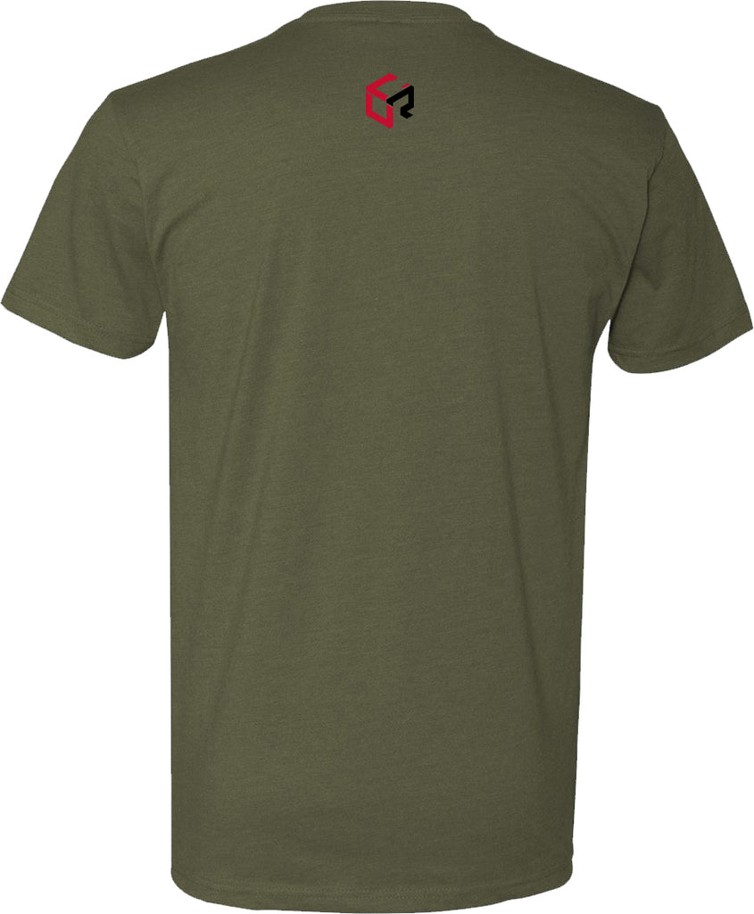 Unify Logo - Military Green