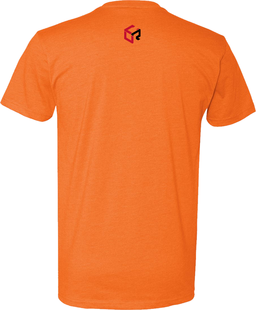 Unify Logo - Neon Orange