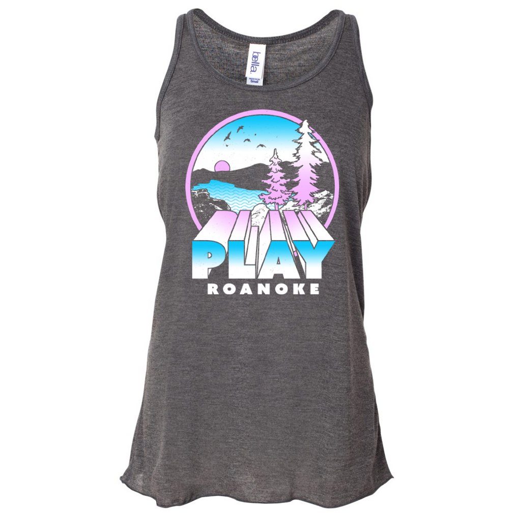 PLAY Roanoke Carvins Ladies Tank - 2 Color Choices!
