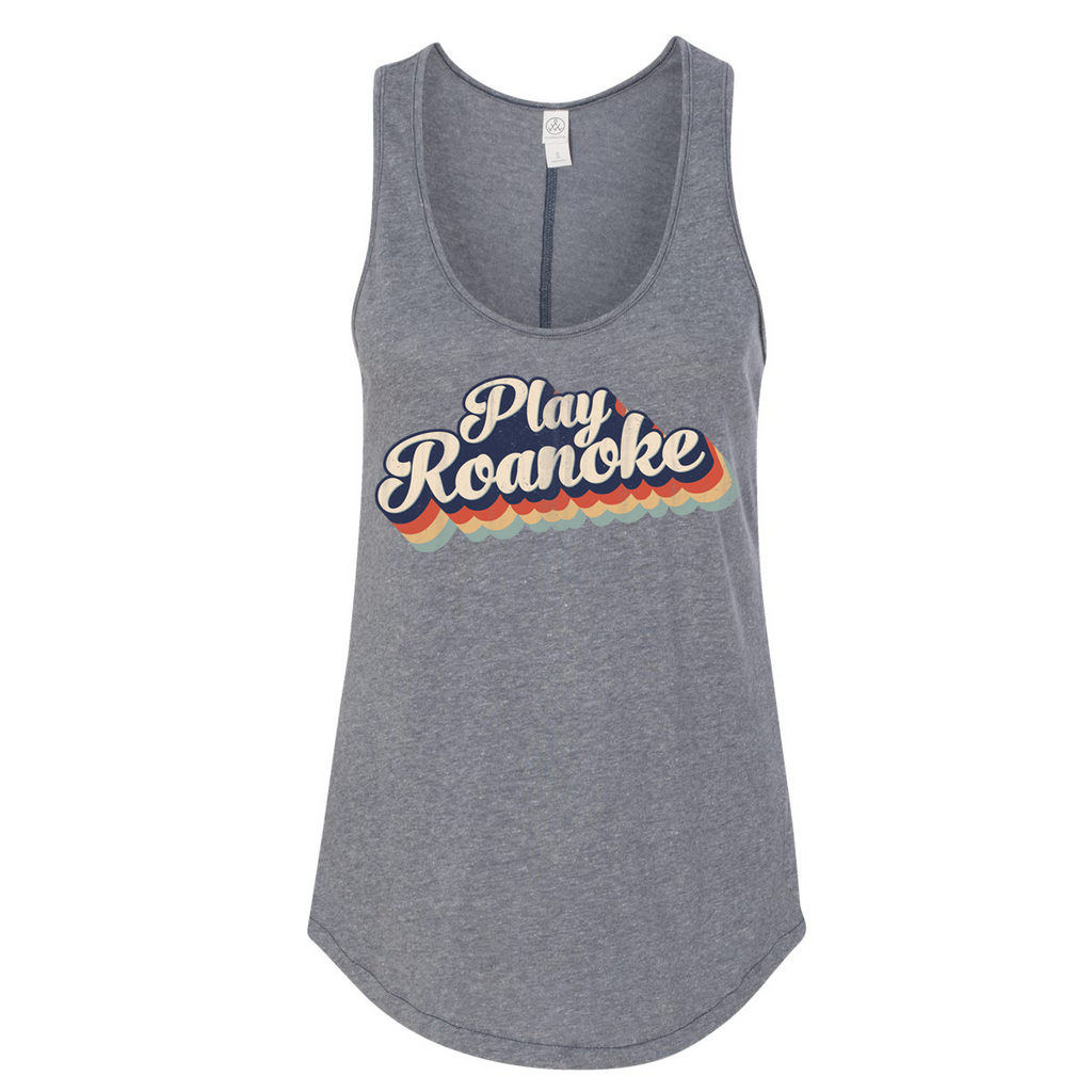 PLAY Roanoke Ladies Vintage Tank