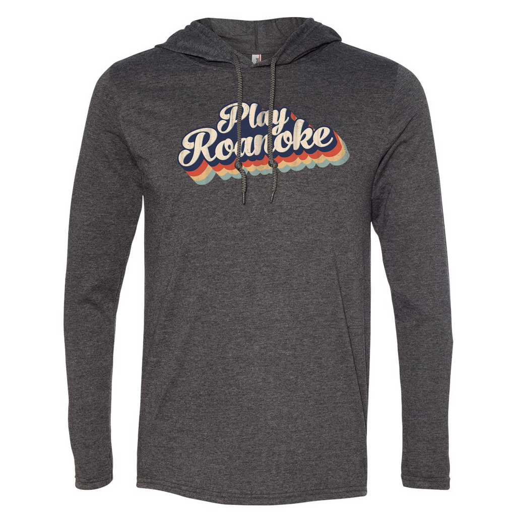 PLAY Roanoke Long-Sleeve Hooded Tee - Youth & Adult Sizes