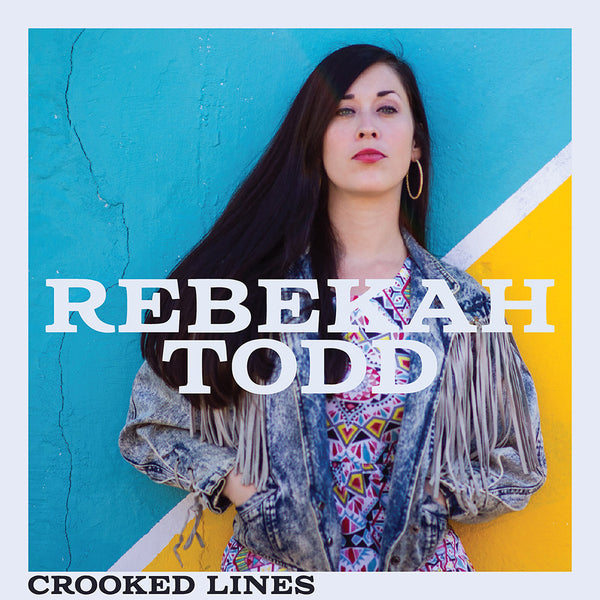 CROOKED LINES | Rebekah Todd