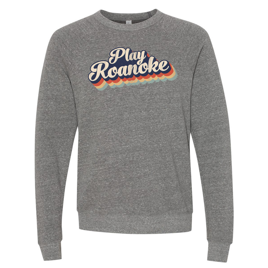 PLAY Roanoke Premium Crewneck Sweatshirt