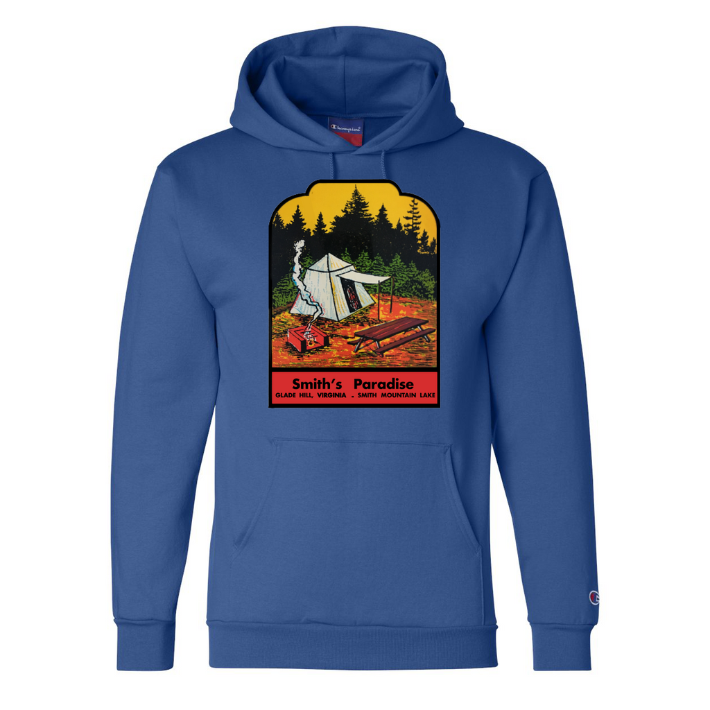 Smith's Paradise Royal Hoodie