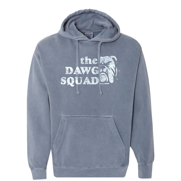 Dawg Squad - Comfort Colors - Ice Blue