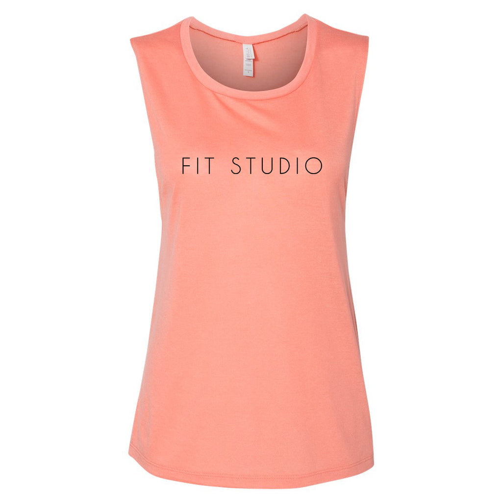 Women's Muscle Tank - Multiple Colors Available