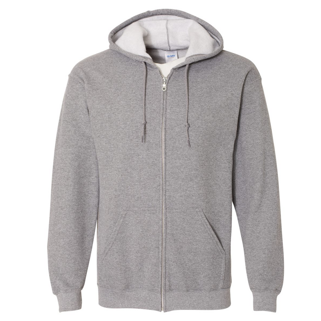 Mysticon 2019 - Full Zip Sweatshirt - Graphite Heather