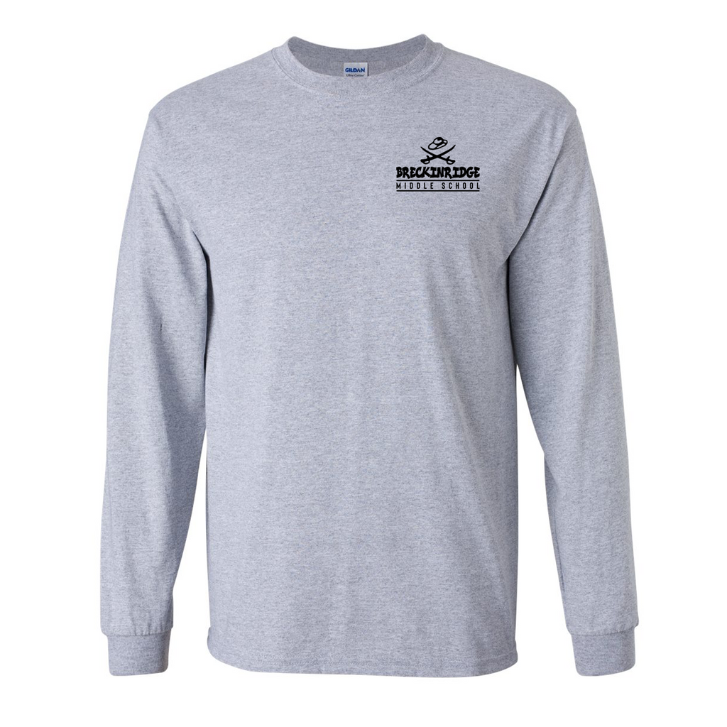 Major Nation Long-Sleeve Tee