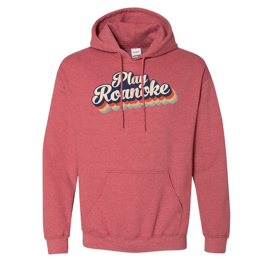 PLAY Roanoke Pullover Hoodie - Youth & Adult Sizes Available