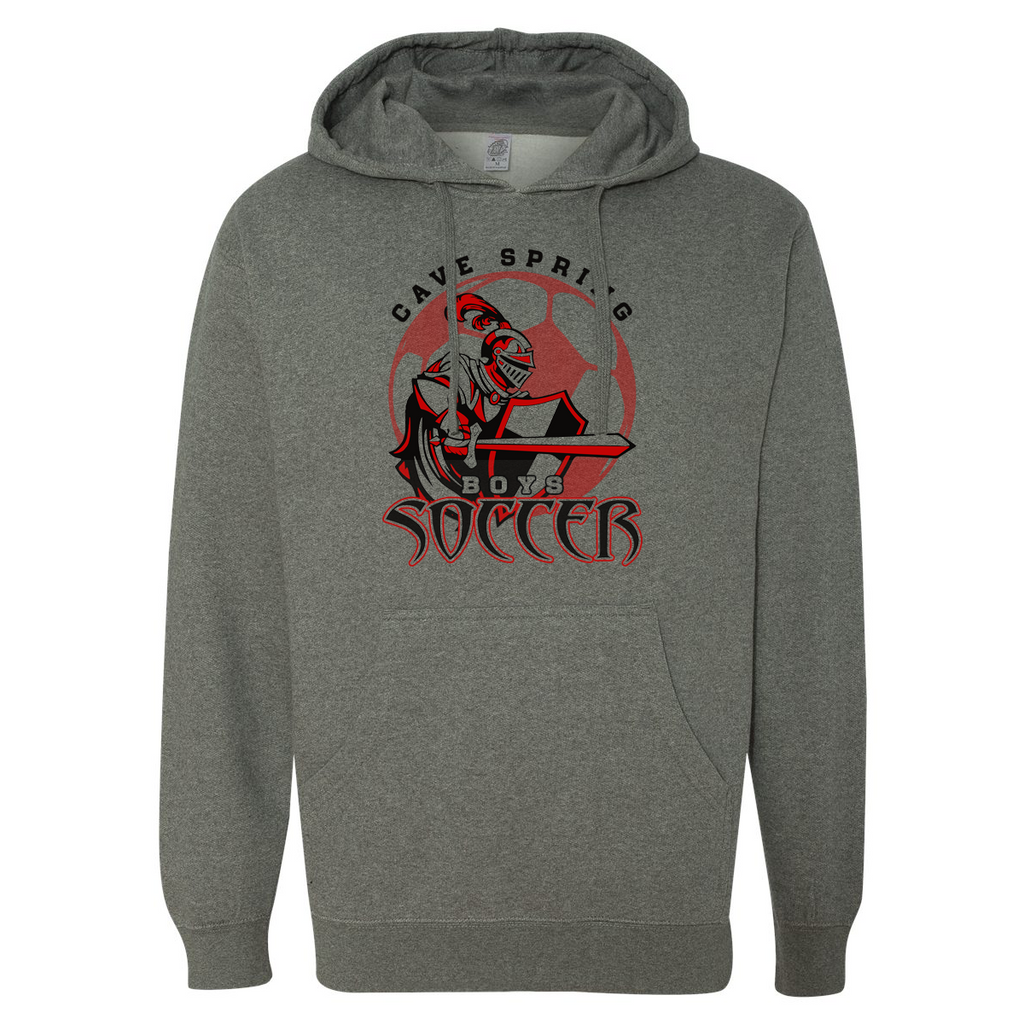 CS Soccer Knights Pullover Hoodie