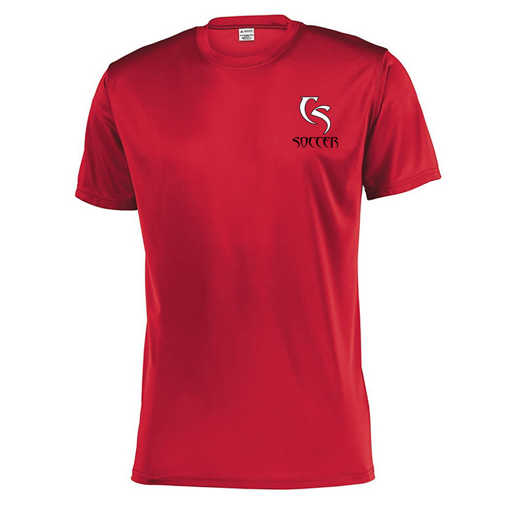 CS Soccer Short-Sleeve Performance Tee