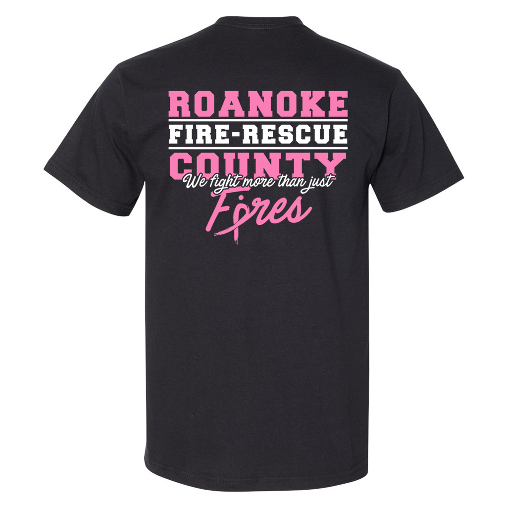 RCFR Breast Cancer Awareness Short-Sleeve Tee