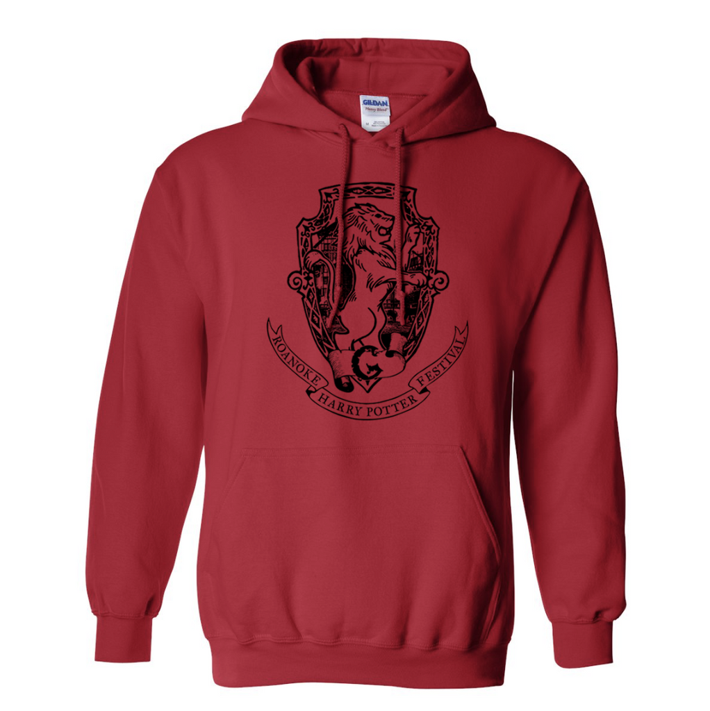 Gryffindor - Hooded Sweatshirt
