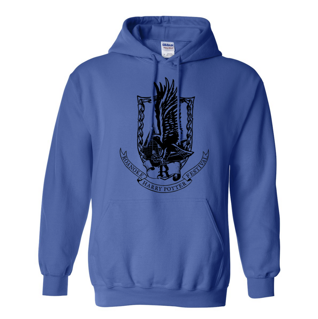 Ravenclaw - Hooded Sweatshirt