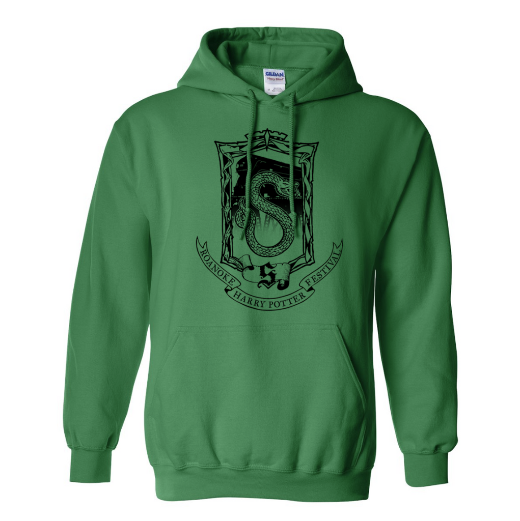 Slytherin - Hooded Sweatshirt