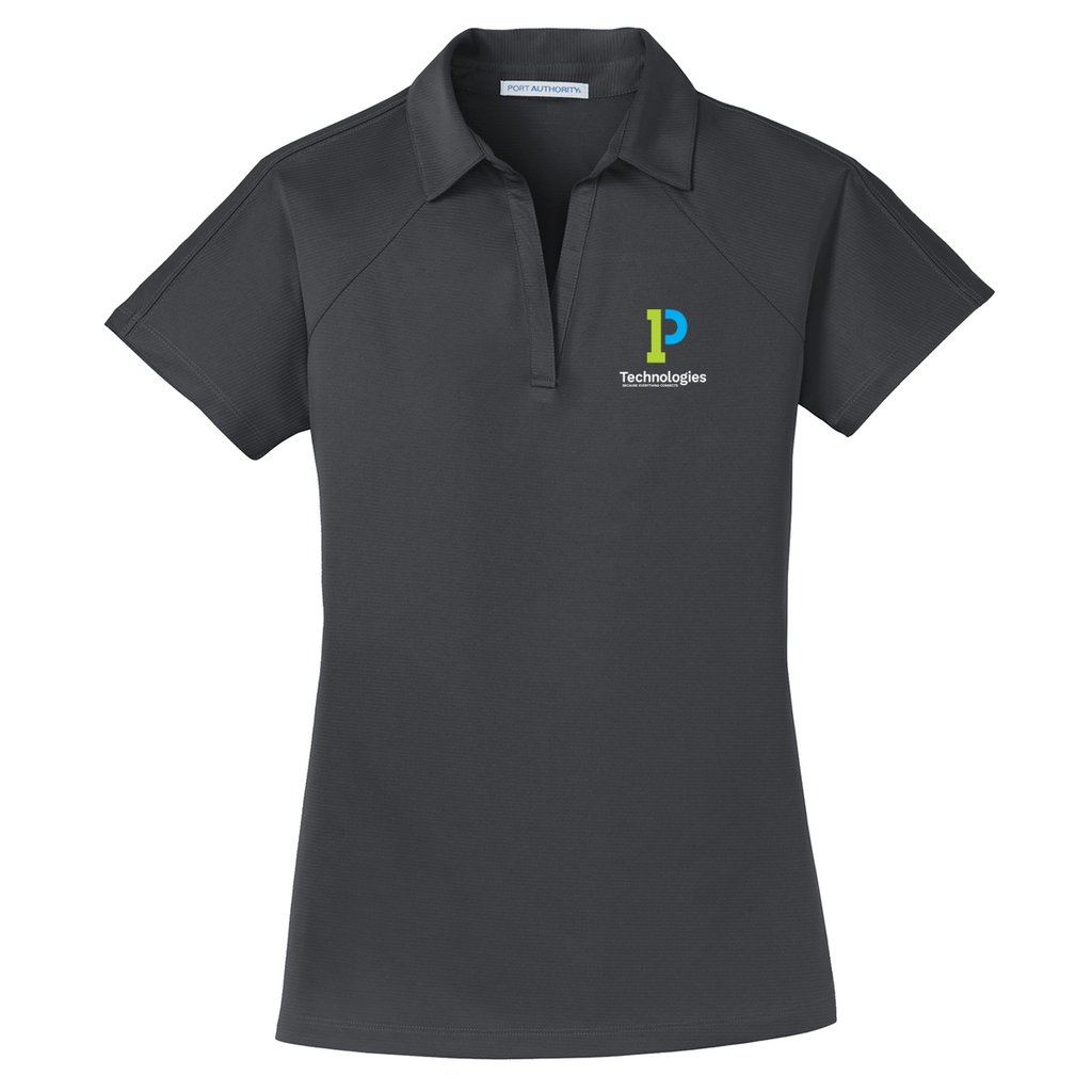 Ladies Performance Polo w. Embroidered Logo