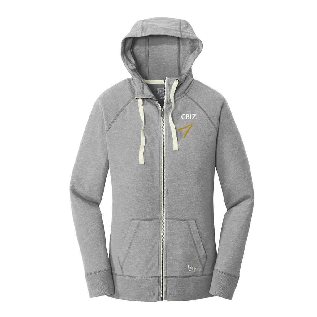 CBIZ Ladies Fit Hoodie w. Embroidered Logo