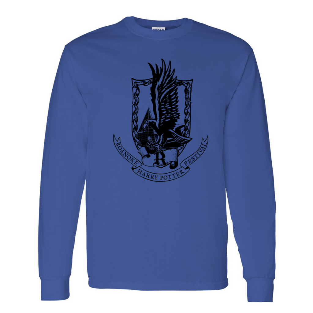 Ravenclaw - Long Sleeve Tee