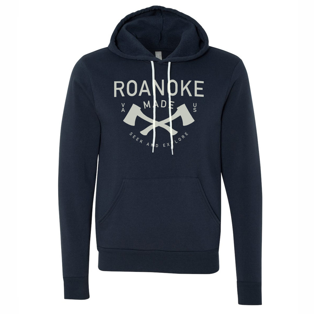 Roanoke Made - Flagship Hoodie