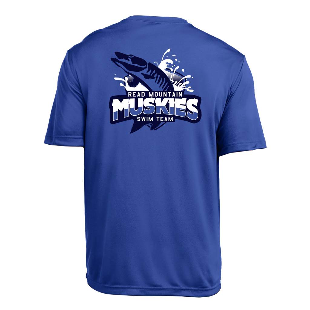 RM Moisture-Wicking Performance Tee