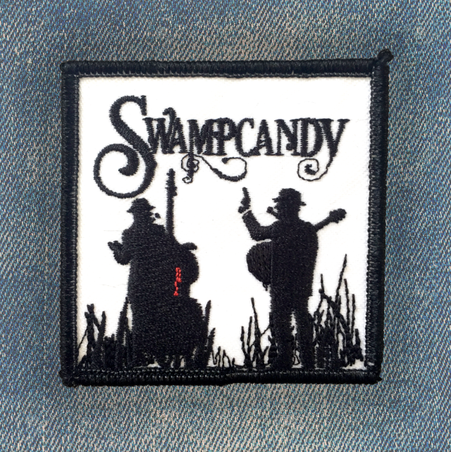 "Swampcandy Shot 2.5"" Patch"