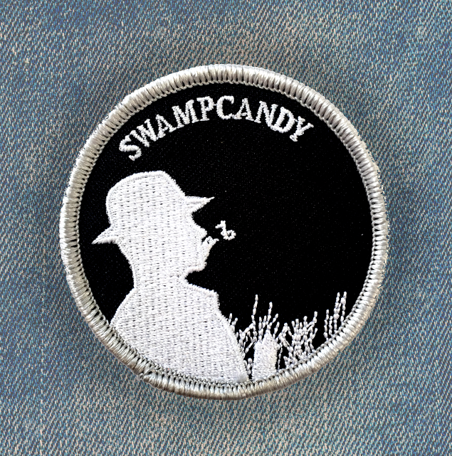 "Swampcandy Bird 2.5"" Patch"