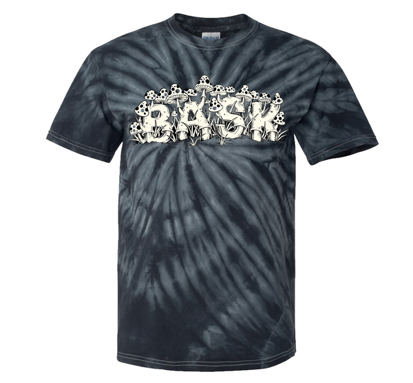 Bask Shroom - Glow in the Dark Tee