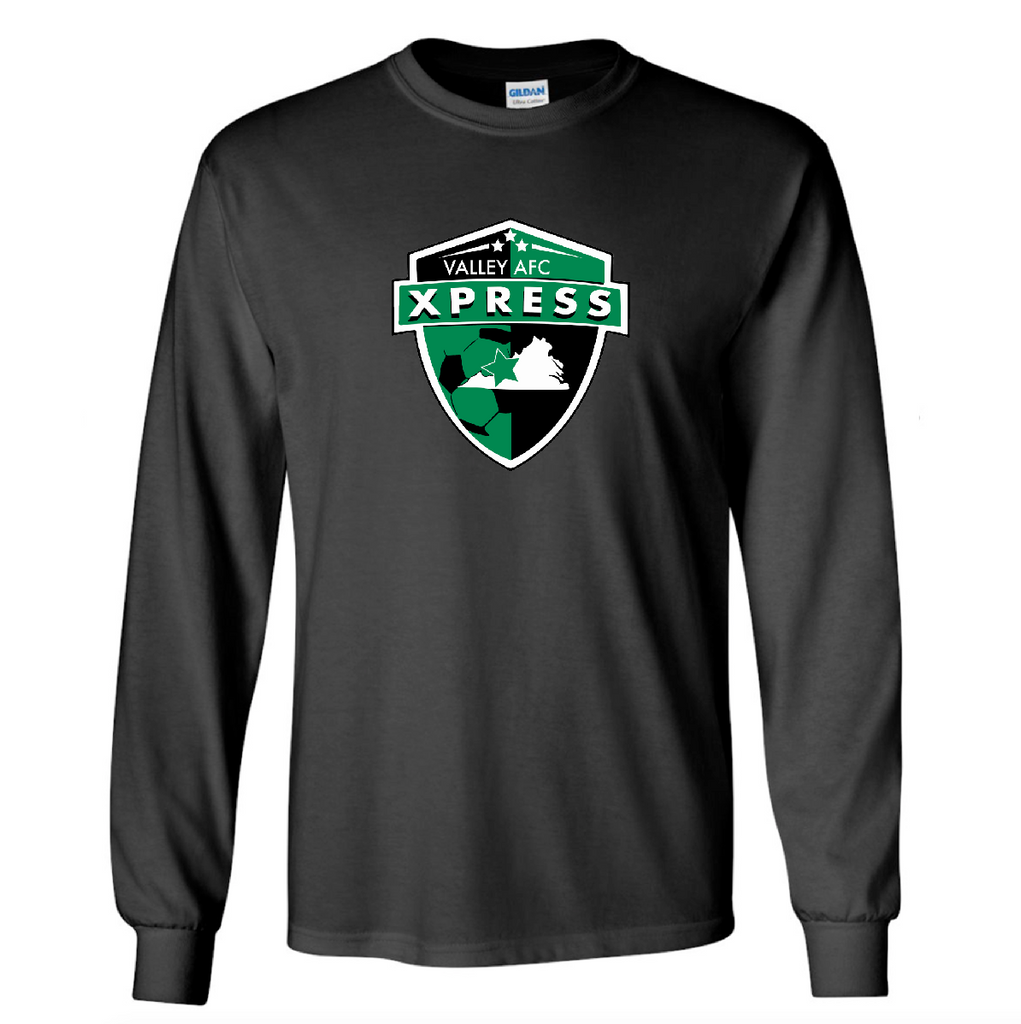 Long Sleeve T-Shirt // Valley AFC
