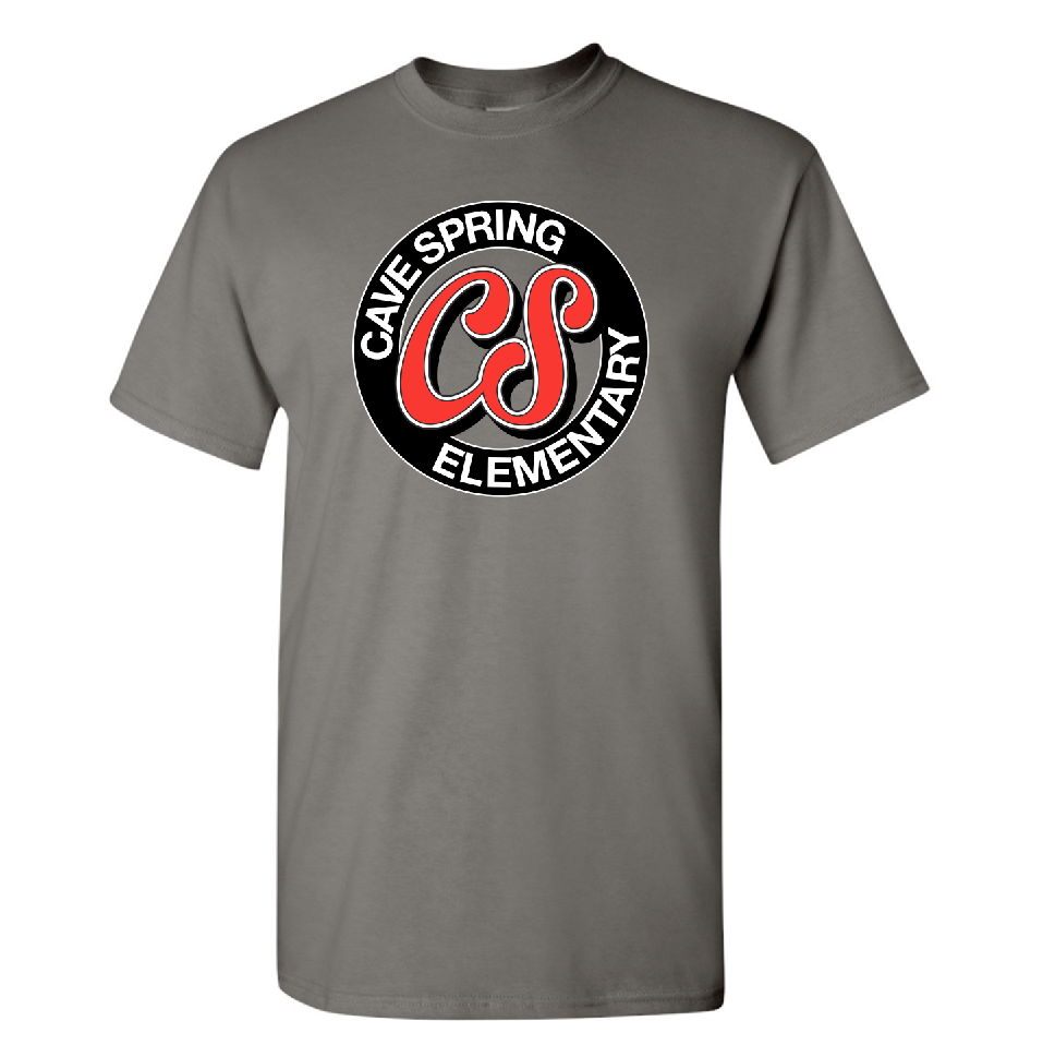 CSES Short Sleeve T-Shirt - Charcoal Grey